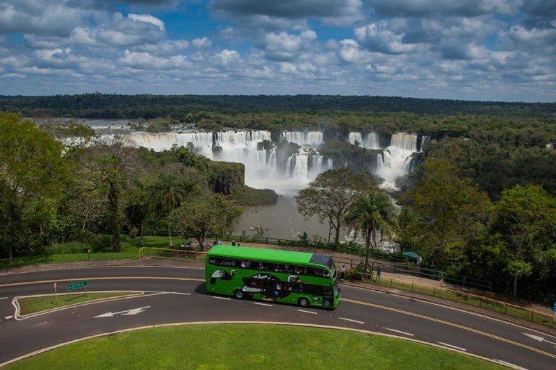 El turismo en lado brasileño de Cataratas del Iguazú creció un 38 % en 2014.