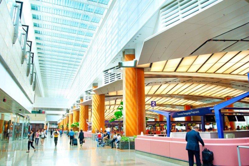 El aeropuerto Changi de Singapur sigue siendo el más votado del mundo, por tercer año consecutivo. #shu#
