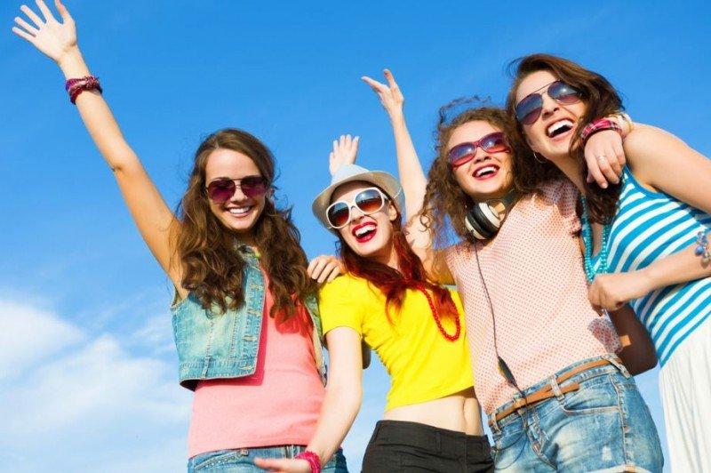 Las mujeres que viajan con amigas eligen destinos del Caribe. #shu#
