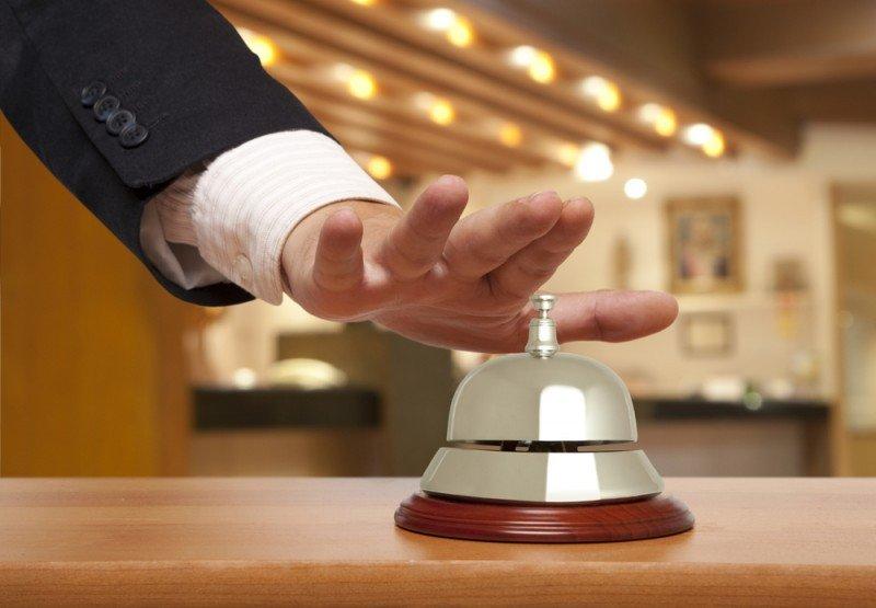 Las tarifas hoteleras en Argentina cayeron 4% en 2014. #shu#