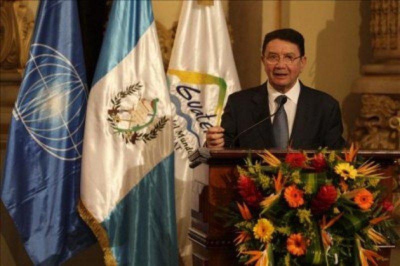 Taleb Rifai, secretario general de la Organización Mundial de Turismo (OMT).
