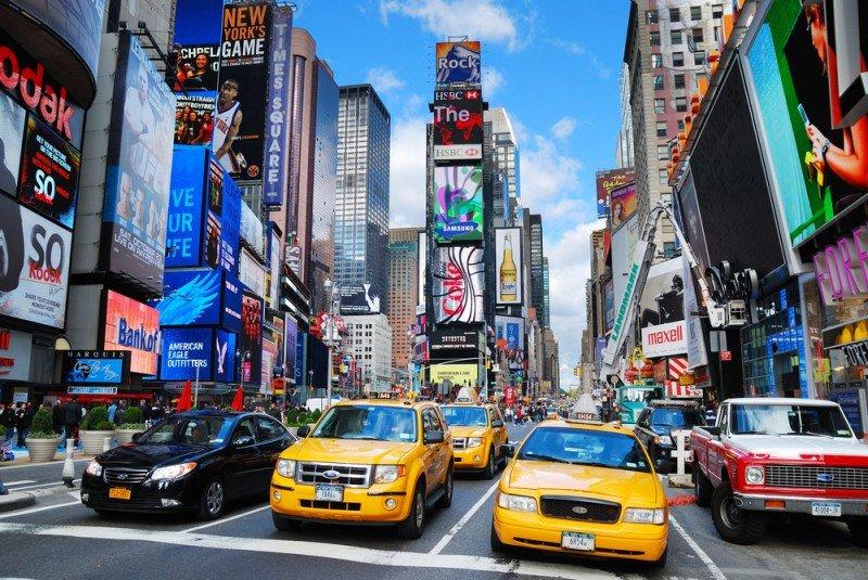 Nueva York. (Foto: Songquan Deng / #shu#)