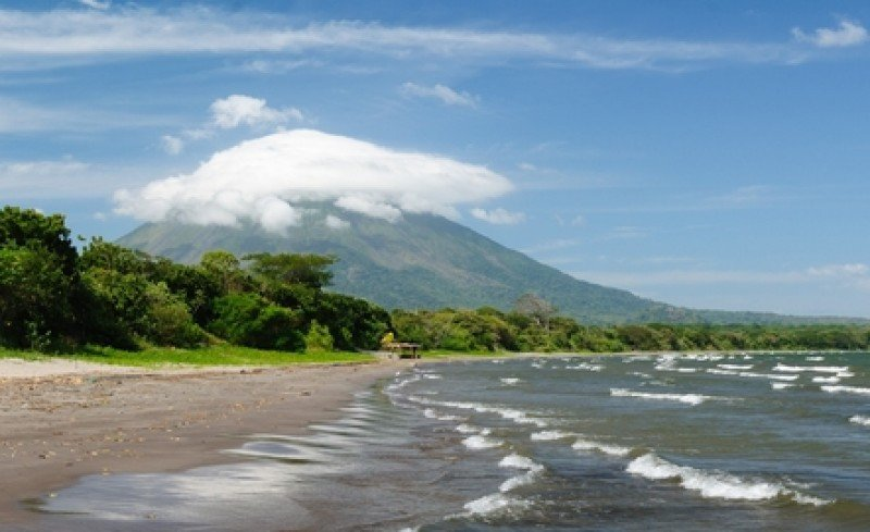 Inversor Colombiano Abre Hotel Ecológico En El Gran Lago De Nicaragua Hoteles Y Alojamientos