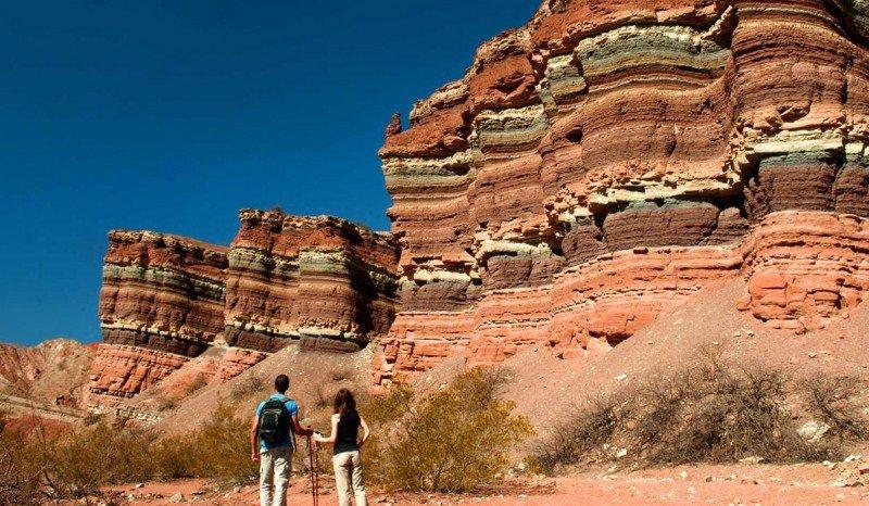 El 16% de los turistas planea visitar el Norte de Argentina.