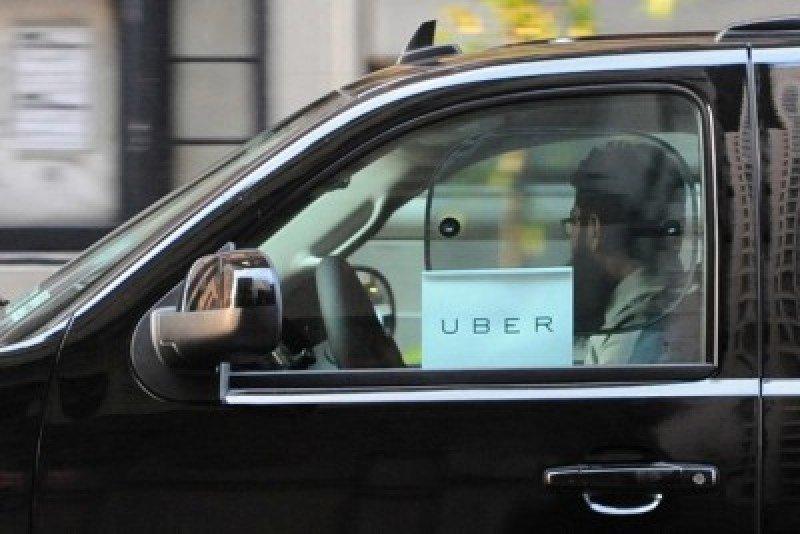 Uber supera los emblemáticos taxis amarillos de Nueva York