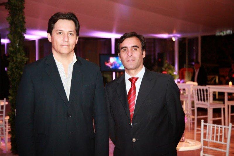 Marcelo Zarco y Horacio Peñaflor.