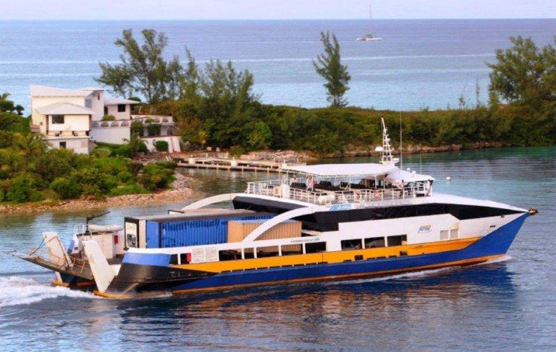 Compañía de ferris del sur de Florida planea viajes a Cuba.