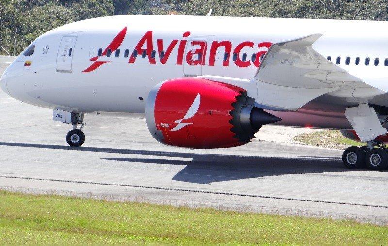 Aerolíneas de Avianca transportaron más de 2 millones de pasajeros en febrero
