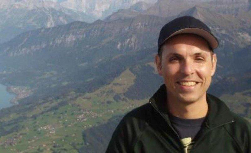 Andreas Lubitz en una foto de su perfil de Facebook, que ya fue bajado.