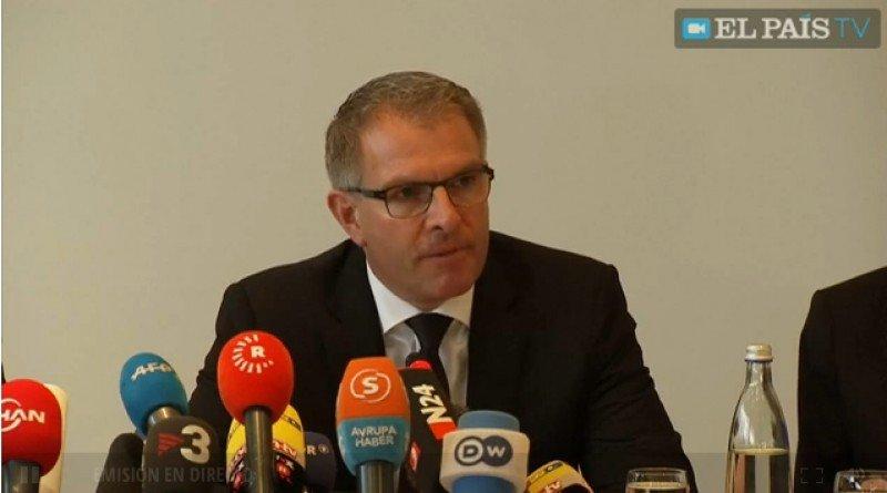 El presidente de Lufthansa sostuvo que era un profesional capacitado y que lo que ocurrió es una 'pesadilla' imposible de prever.