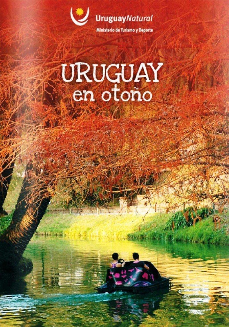 Uruguay en otoño completa ciclo de e-books sobre las cuatro estaciones
