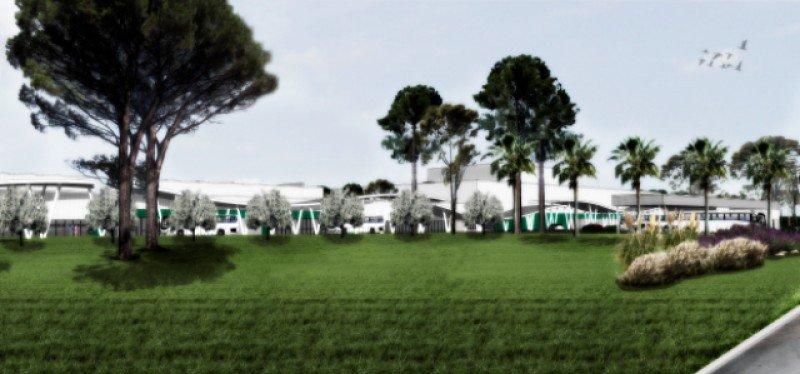 Proyecto del Centro de Convenciones y Predio Ferial de Punta del Este.