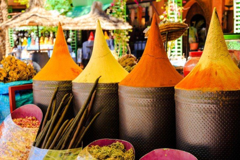 Marrakech encabezó la lista de destinos más apreciados por los usuarios de la web TripAdvisor. #shu#