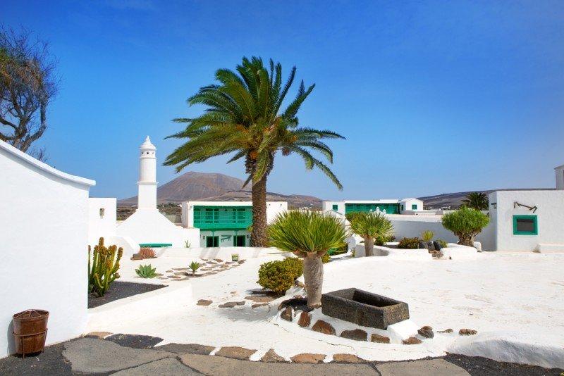 Canarias brillan entre los destinos favoritos. Foto: Lanzarote. #shu#.