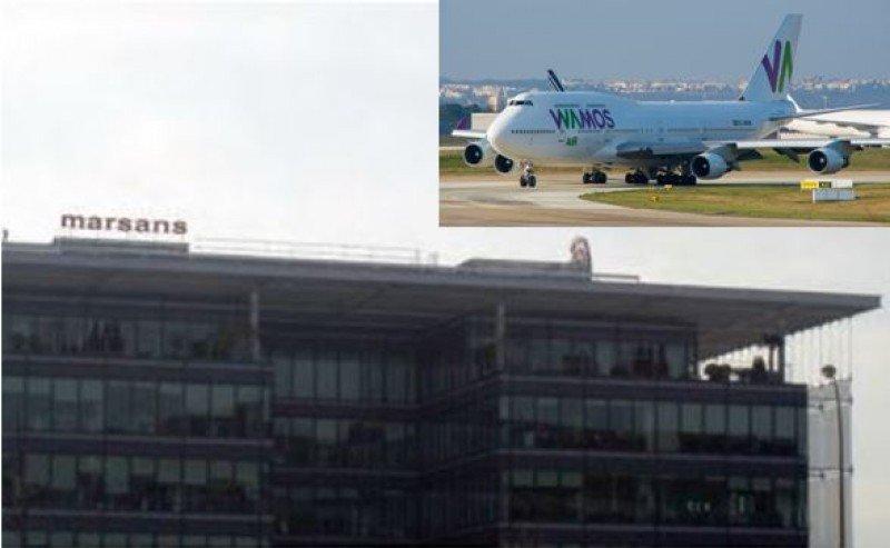 En febrero de 2010 el futuro del grupo Marsans empezaba a verse muy oscuro. En abril IATA le quitó la licencia por default, fue el comienzo del fin. En diciembre de 2014 Springwater bautiza a su grupo como Wamos, que incluye a Nautalia y la antigua Pullmantur Air.