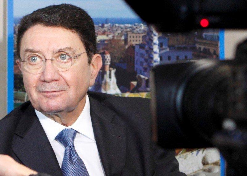 Taleb Rifai, secretario general de la Organización Mundial del Turismo.