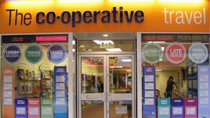 La joint venture de Thomas Cook y The Co-Operative Travel sale de números rojos