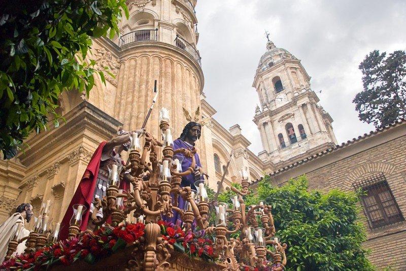 Los hoteles de Málaga han estado a un 90% de ocupación durante los días festivos. #shu#