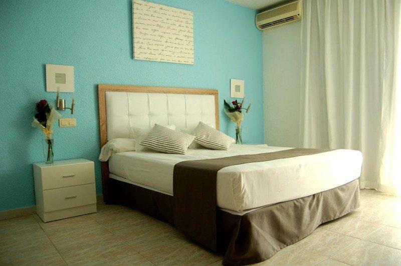BlueSense Villajoyosa cuenta con 110 habitaciones, la mayoría reformadas.