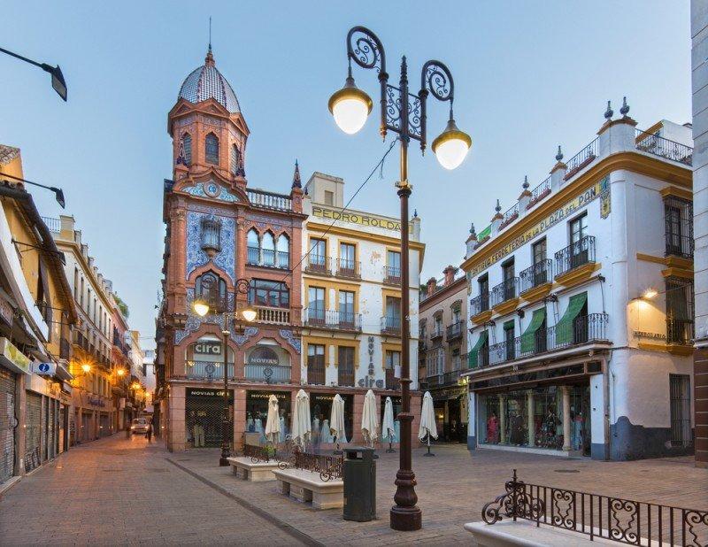 Donde más subieron los precios fue en Sevilla. #shu#.