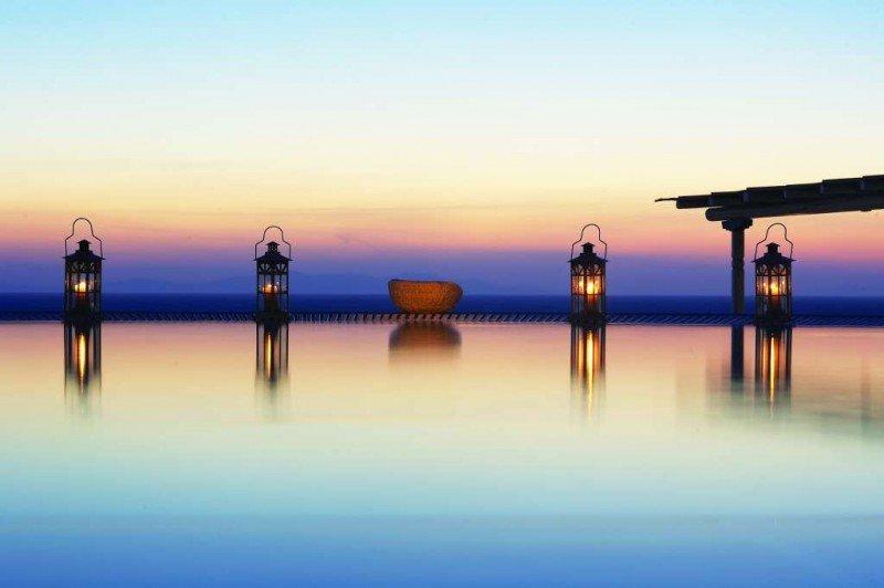 Hotel Porto, en Mykonos.