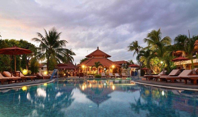 El Sol House Kuta Bali (en la imagen), junto con los otros dos proyectos, suponen un fuerte impulso a la expansión de su renovada marca Sol Hotels and Resorts.