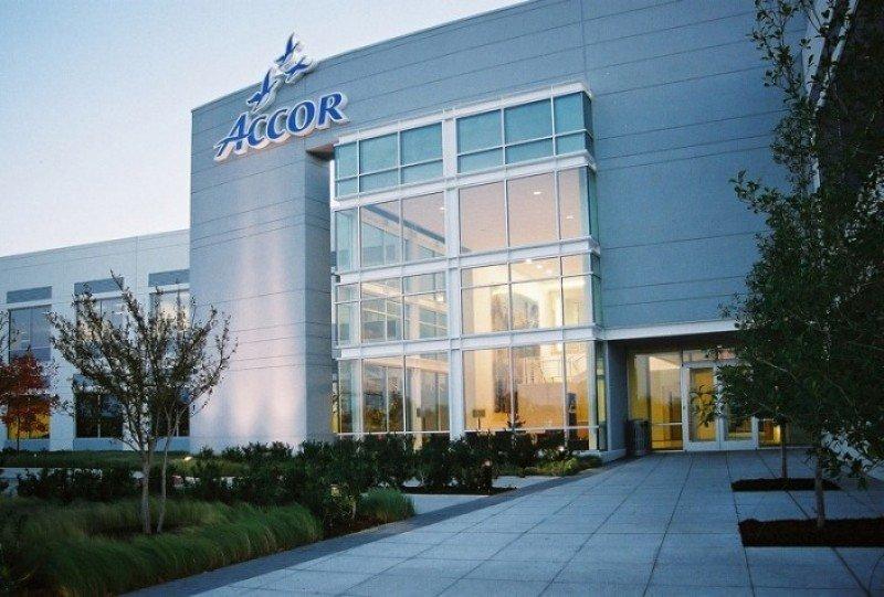Accor ingresó 1.225 M € en el primer trimestre, un 5,6% más