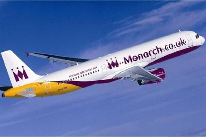 Monarch añade rutas adicionales a cinco destinos españoles para el próximo invierno