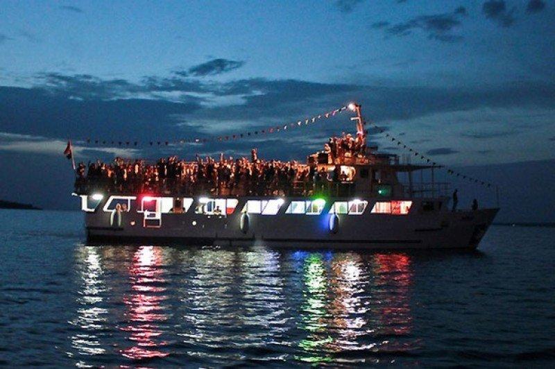 El fenómeno de las fiestas en barco se ha extendido de manera importante en los últimos años.