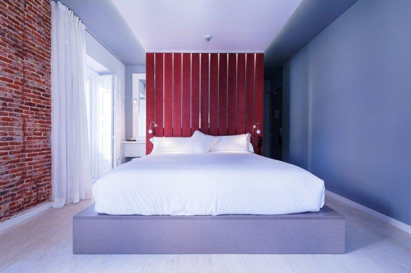 Sidorme abre su primer hotel en el centro de Madrid