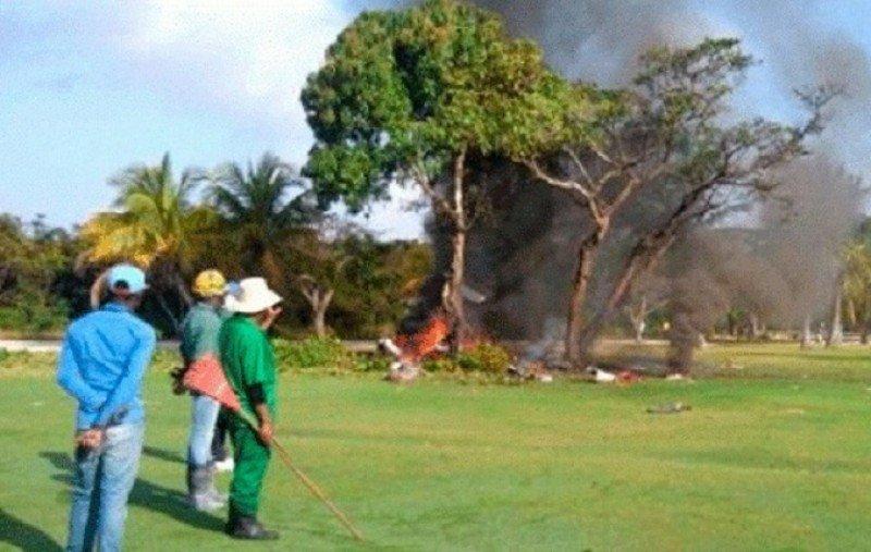 Dos turistas españoles mueren en un accidente de avioneta en Punta Cana
