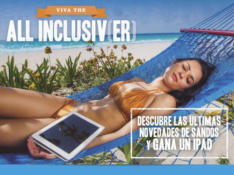 Webinar: Descubre las ultimas novedades de Sandos Papagayo de Lanzarote y gana un Ipad Air