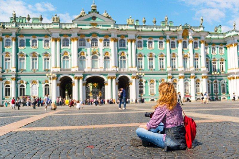San Petesburgo, uno de los principales destinos turísticos de Rusia.