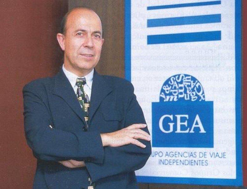 Prisciliano Fernández, presidente de GEA.
