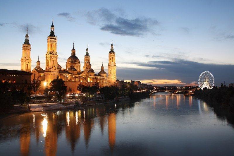 Zaragoza destacó por la subida de su ocupación hotelera. #shu#.