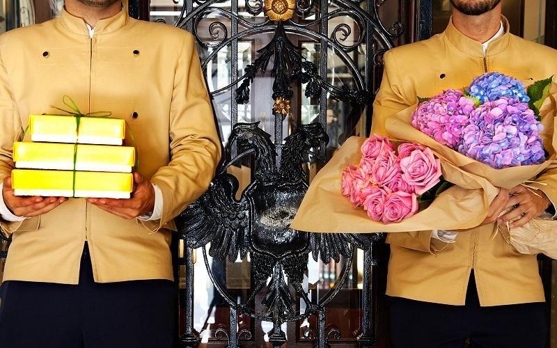 El hotel Urso se surte de productos locales de los pequeños comercios de su entorno, en pleno barrio de Chamberí.
