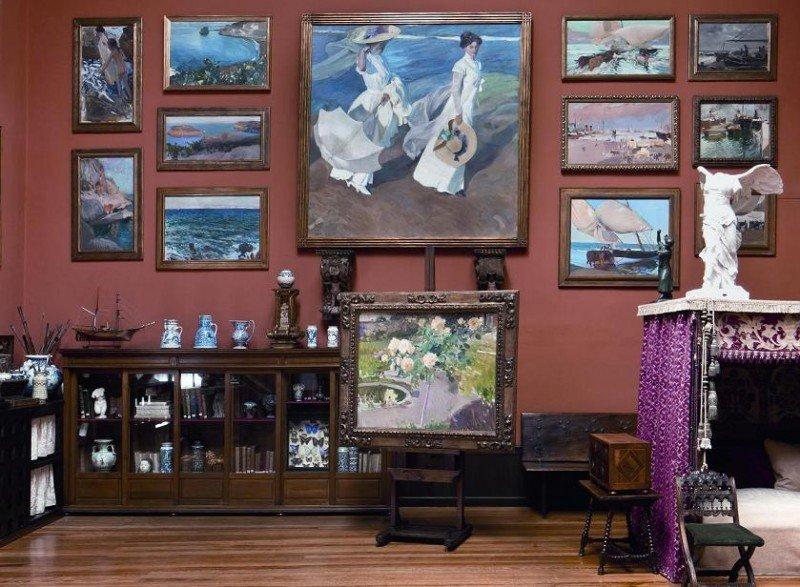 Los clientes del hotel InterContinental Madrid pueden realizar una visita privada al Museo Sorolla.