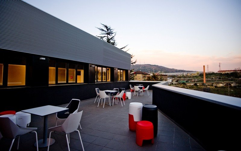 El BBK Bilbao Good Hostel prevé que la ocupación ronde el 80% este verano.