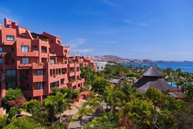 Tenerife registró el mayor número de pernoctaciones. #shu#.