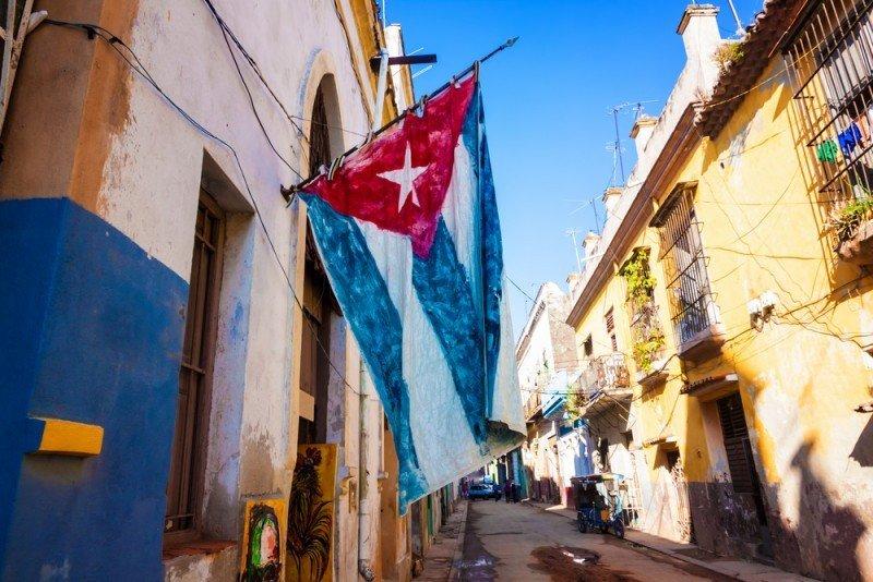 Cuba recibió un millón de turistas en el primer trimestre. #shu#.