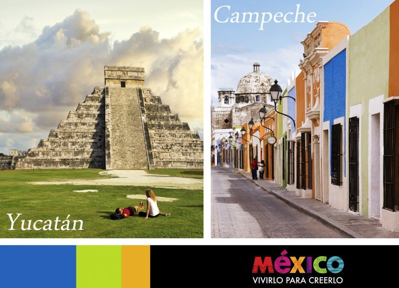 Webinar. Conoce México II: Yucatán