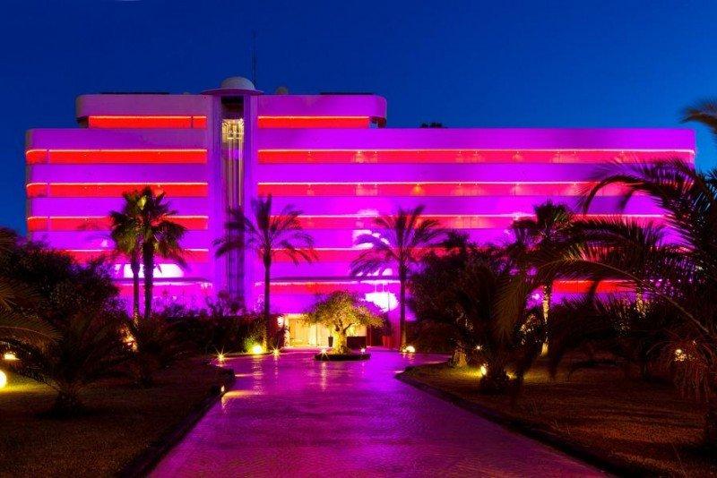 El proceso de internacionalización de Pacha Hoteles responde al óptimo comportamiento de Pacha Ibiza entre la demanda extranjera.