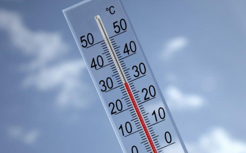 Temperaturas anormalmente altas para el Puente de Mayo. #shu#