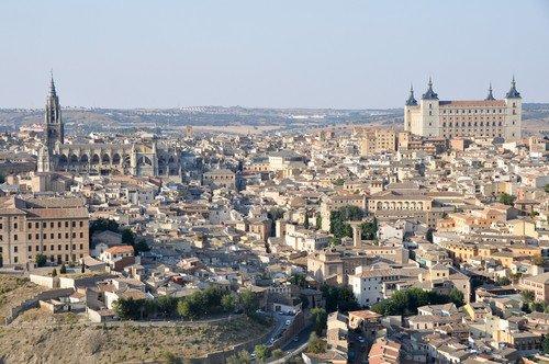 En 2014, la actividad turística registró un buen comportamiento en Toledo, gracias a los eventos relacionados con El Greco. #shu#