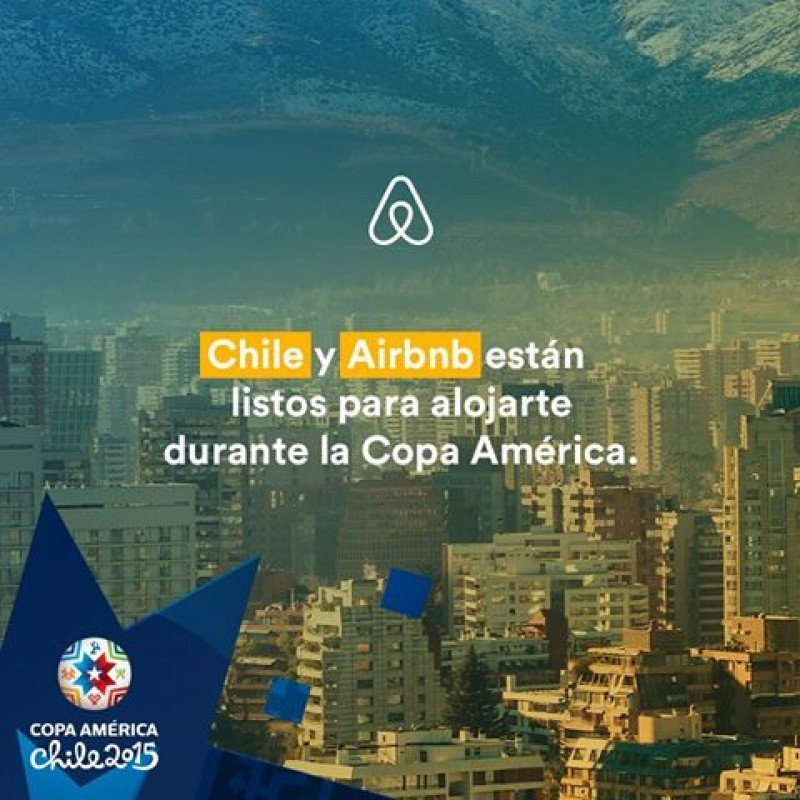 Chile espera un millón de turistas extranjeros para la Copa América