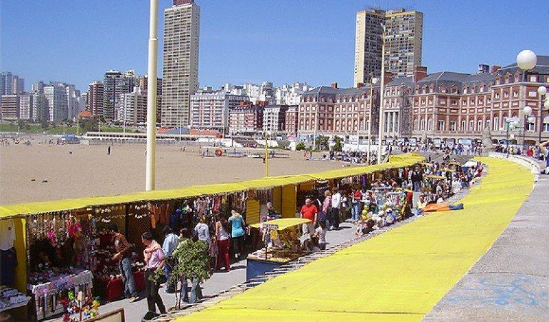 Mar del Plata suma más de 4,3 millones de visitantes desde diciembre