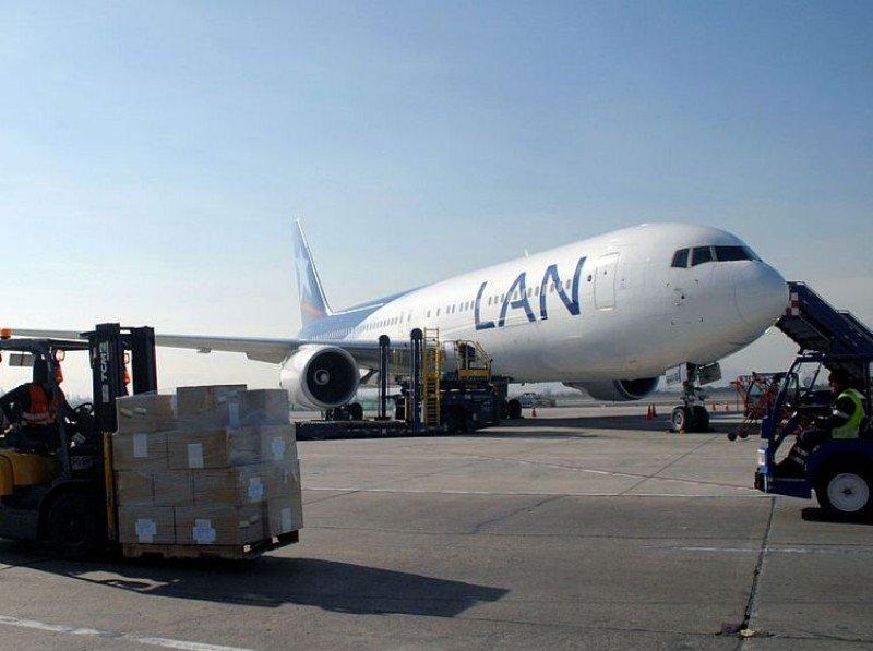 LAN afirma que operará con normalidad pese a huelga de trabajadores en Chile