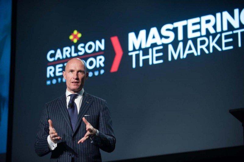 Thorsten Kirsche, presidente para las Américas de Carlson Rezidor.
