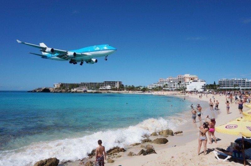 El Caribe y Latinoamérica mostraron un importante desempeño en el transporte de pasajeros en febrero. #shu#