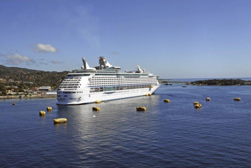 Honduras destaca el crecimiento de sus puertos como atractivo para las empresas de cruceros. #shu#